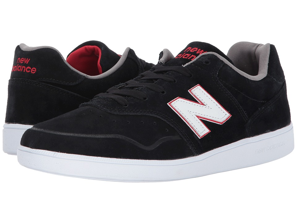 New Balance Numeric - NM288 (Black/Red) Men's Skate Shoes