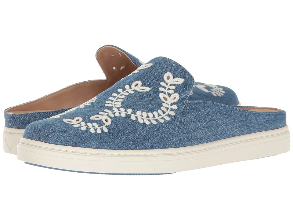 Via Spiga Rina3 (Denim Blue) Women