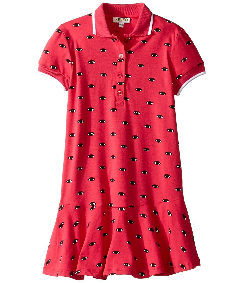 Kenzo Kids - Bell O Robe (Toddler/Little Kids) (Fuchsia) Girl's Robe