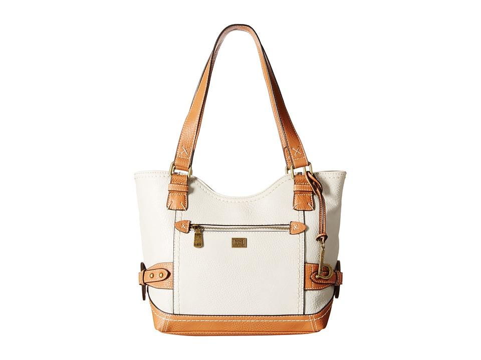 b.o.c. - Corbett Square Tote (Dove/Saddle) Tote Handbags