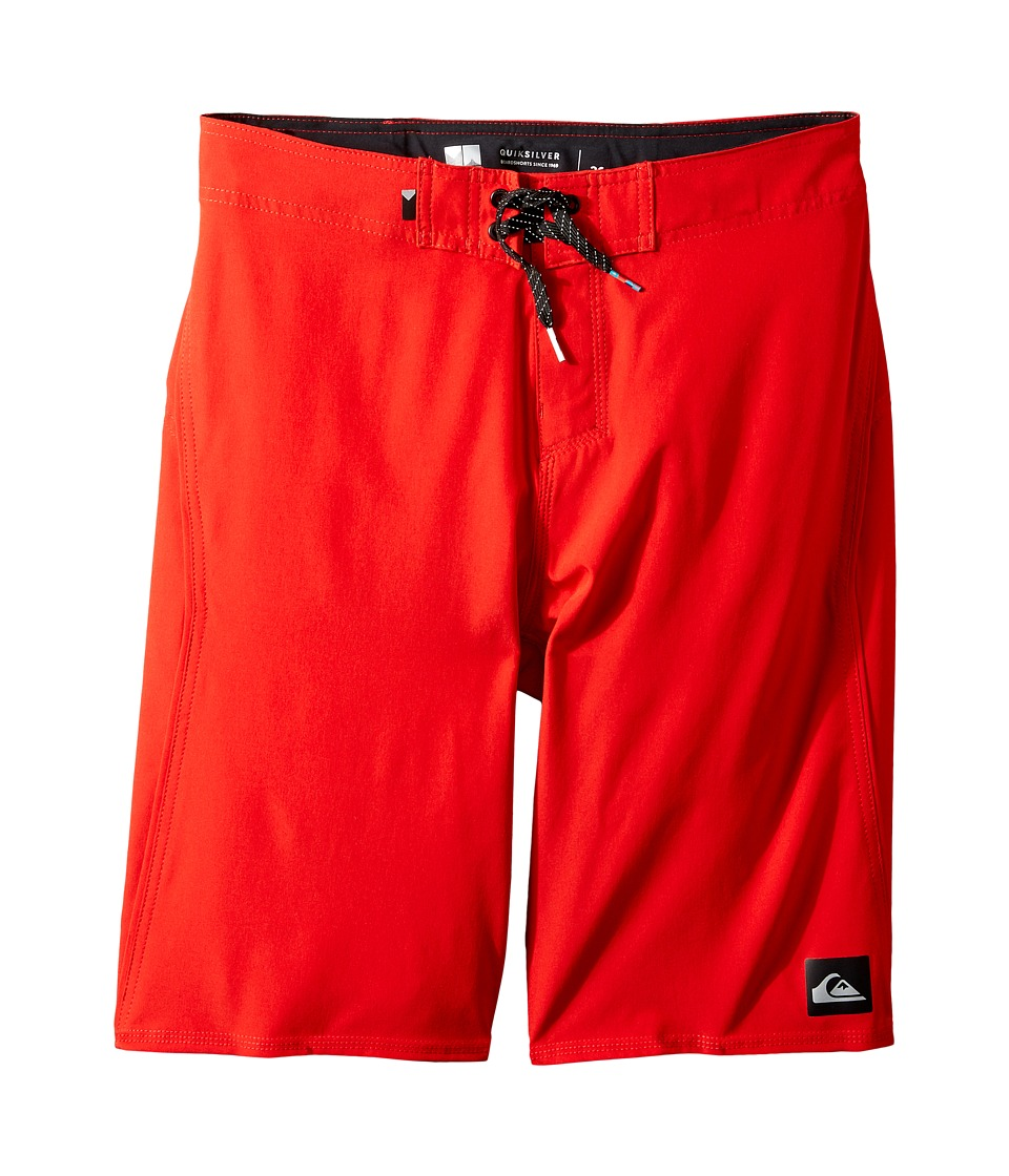 Quiksilver Kids Everyday Kaimana Youth 19 (Big Kids) (Quik Red) Boy