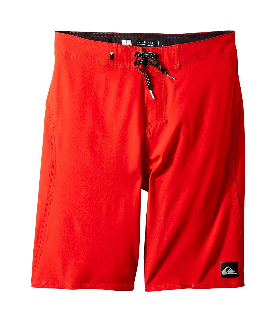 Quiksilver Kids - Everyday Kaimana Youth 19 (Big Kids) (Quik Red) Boy's Swimwear