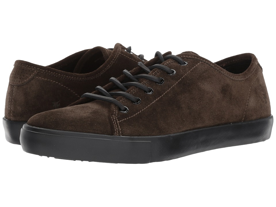 Frye Brett Low (Fatigue Oiled Suede) Men's Lace up casual Shoes