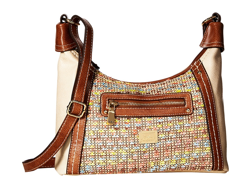 b.o.c. - Peralta Crobo (Chenille/Stone/Saddle) Cross Body Handbags