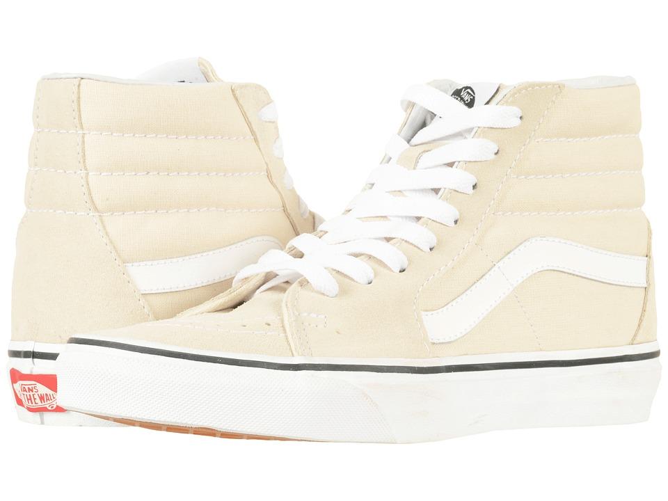 Vans - SK8-Hitm (Birch/True White) Skate Shoes