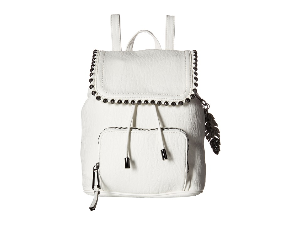 Jessica Simpson - Camile Backpack (White) Backpack Bags
