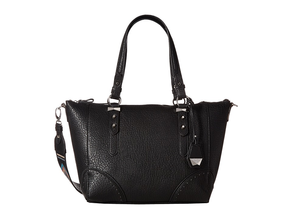 Jessica Simpson - Lani Satchel (Black) Satchel Handbags