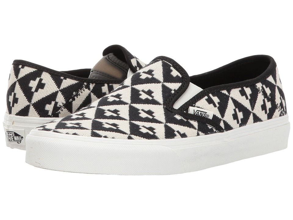 Vans Slip-On SF (Geo Check) Women