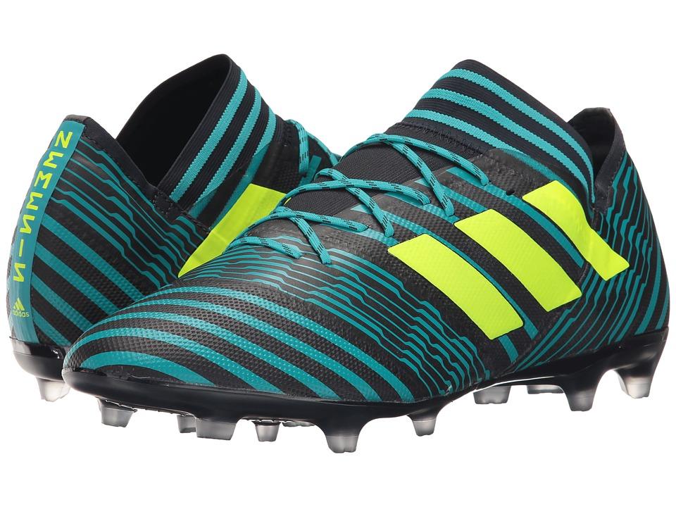 adidas Nemeziz 17.2 FG (Legend Ink/Solar Yellow/Energy Blue) Men