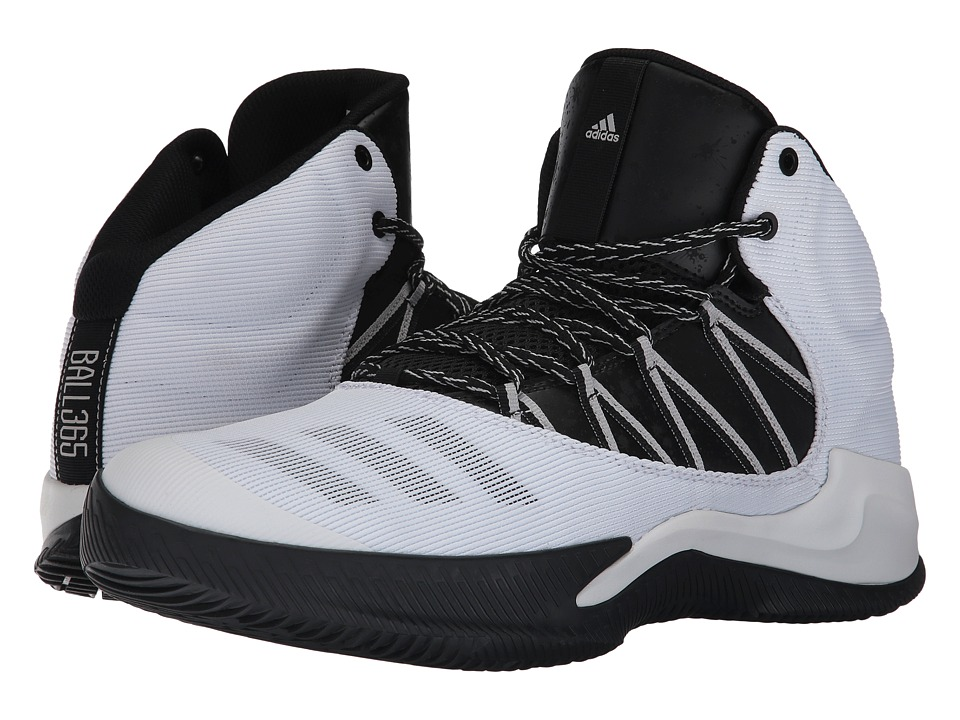 adidas Infiltrate (Footwear White/Core Black/Grey Two) Men
