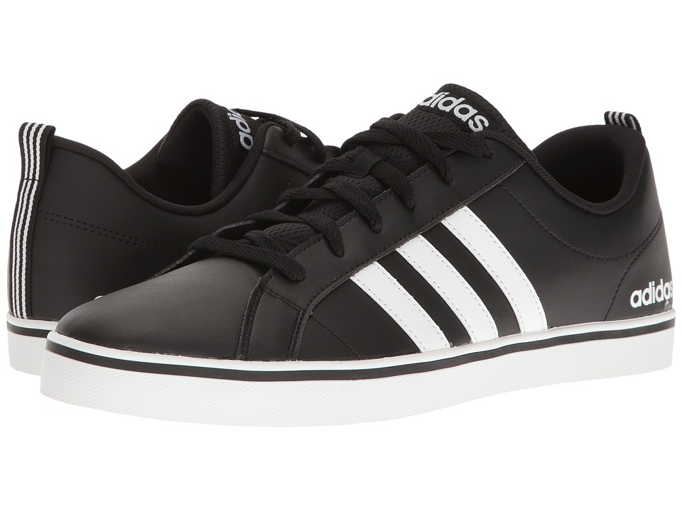 adidas - Pace VS (Black/White/Power Red) Men's Shoes