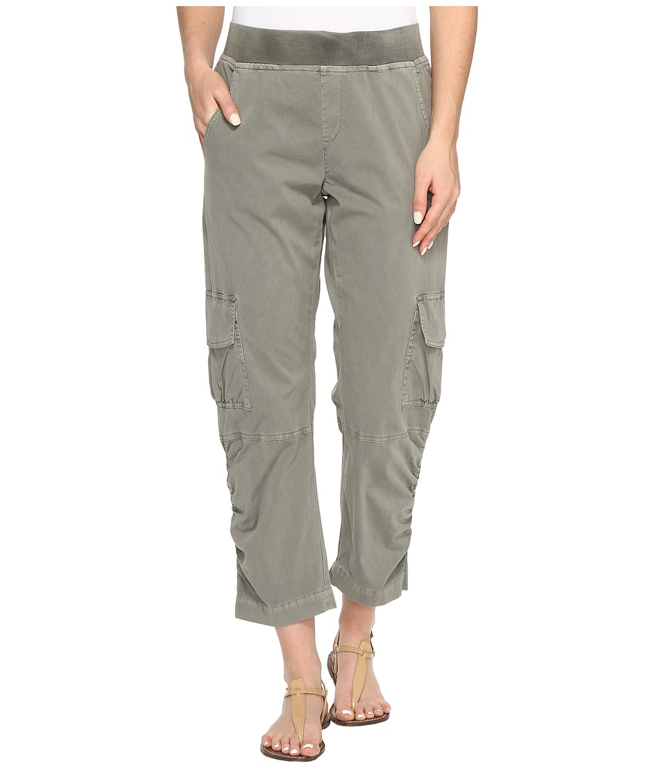 XCVI - Reagan Crop (Ivy Pigment) Women's Casual Pants