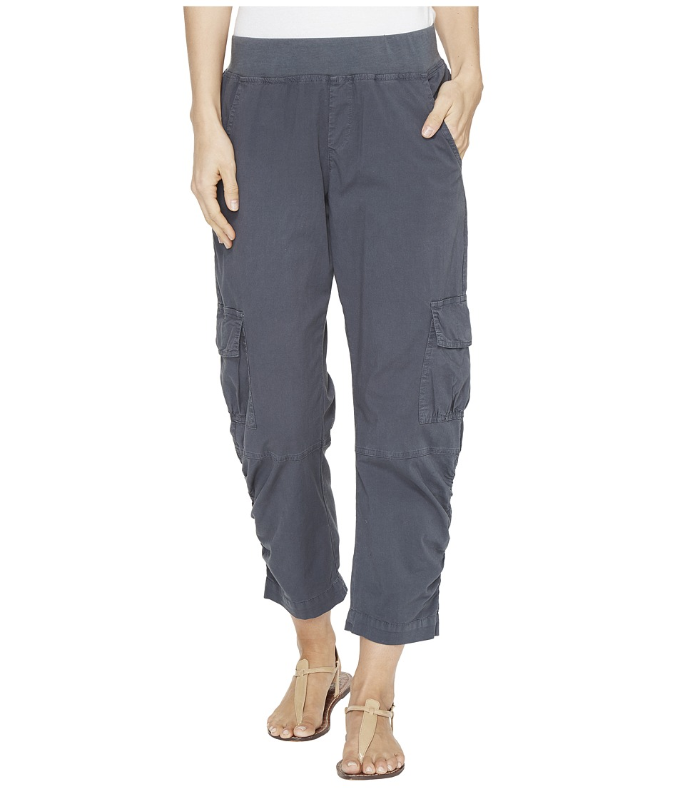 XCVI - Reagan Crop (Charcoal) Women's Casual Pants