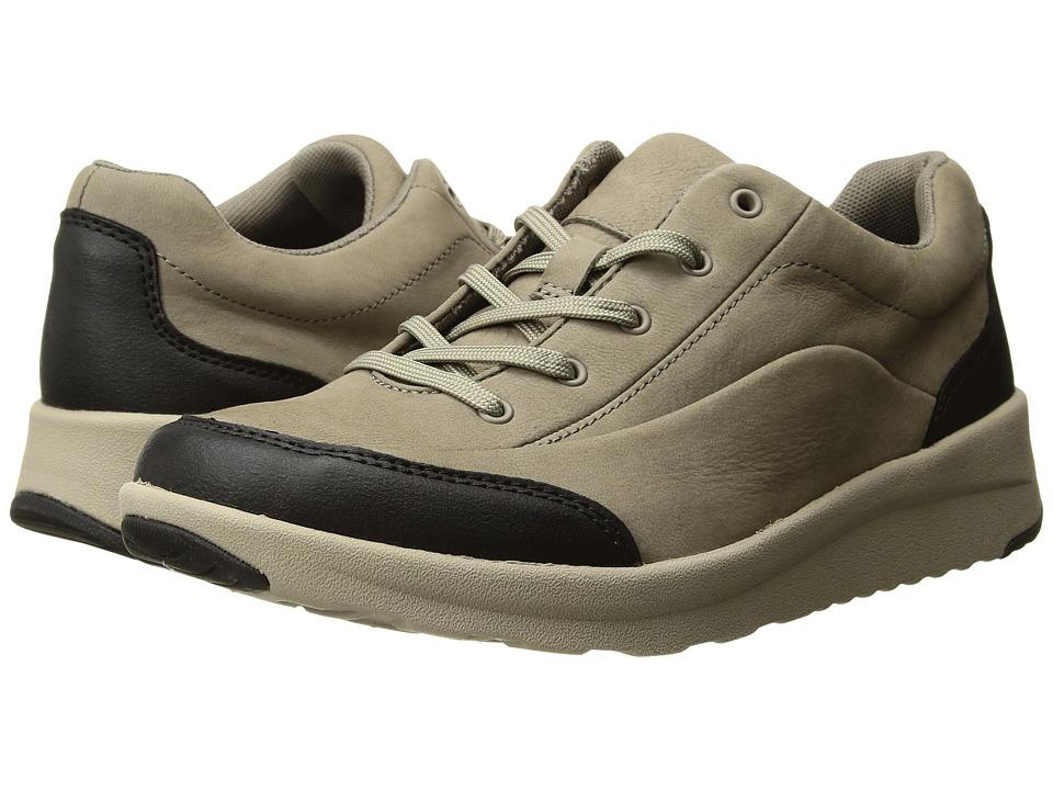 Clarks - Darleigh Cora (Sage Nubuck) Women's Shoes