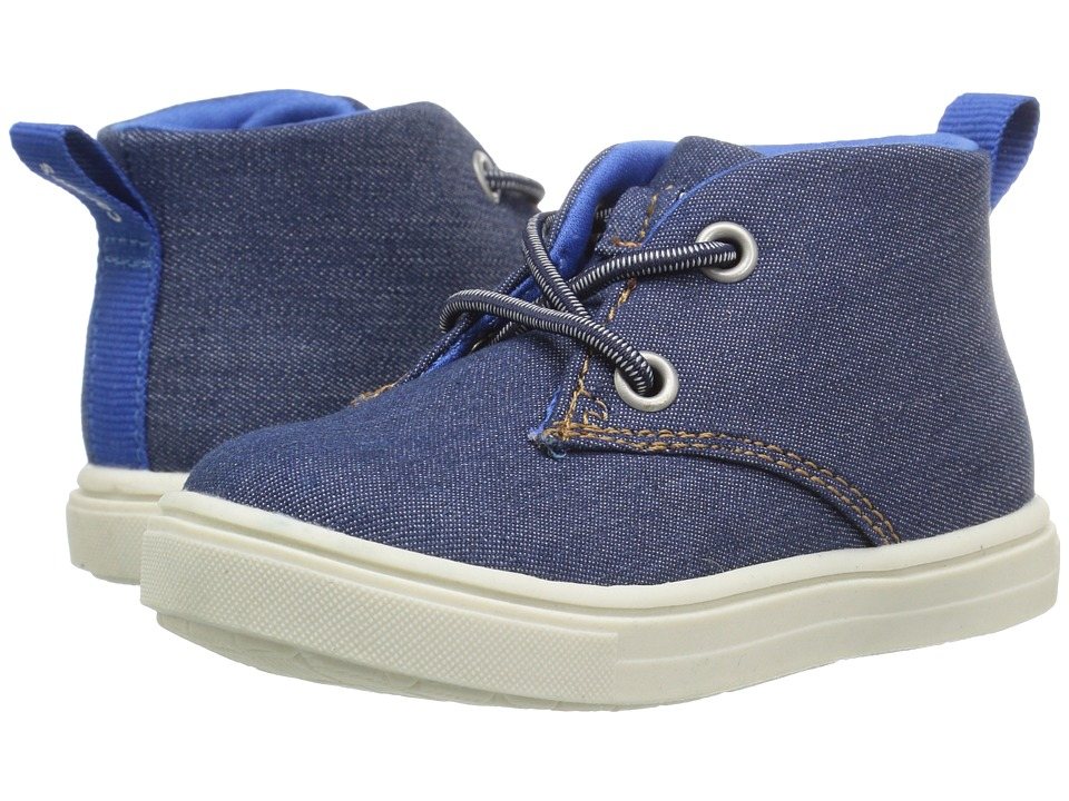 Carters - Cloudy 2 (Toddler/Little Kid) (Navy) Boy's Shoes