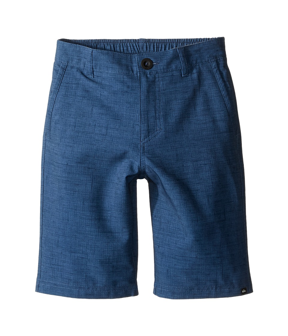 Quiksilver Kids - Platypus Amphibian 14 (Toddler/Little Kids) (Navy Blazer) Boy's Shorts