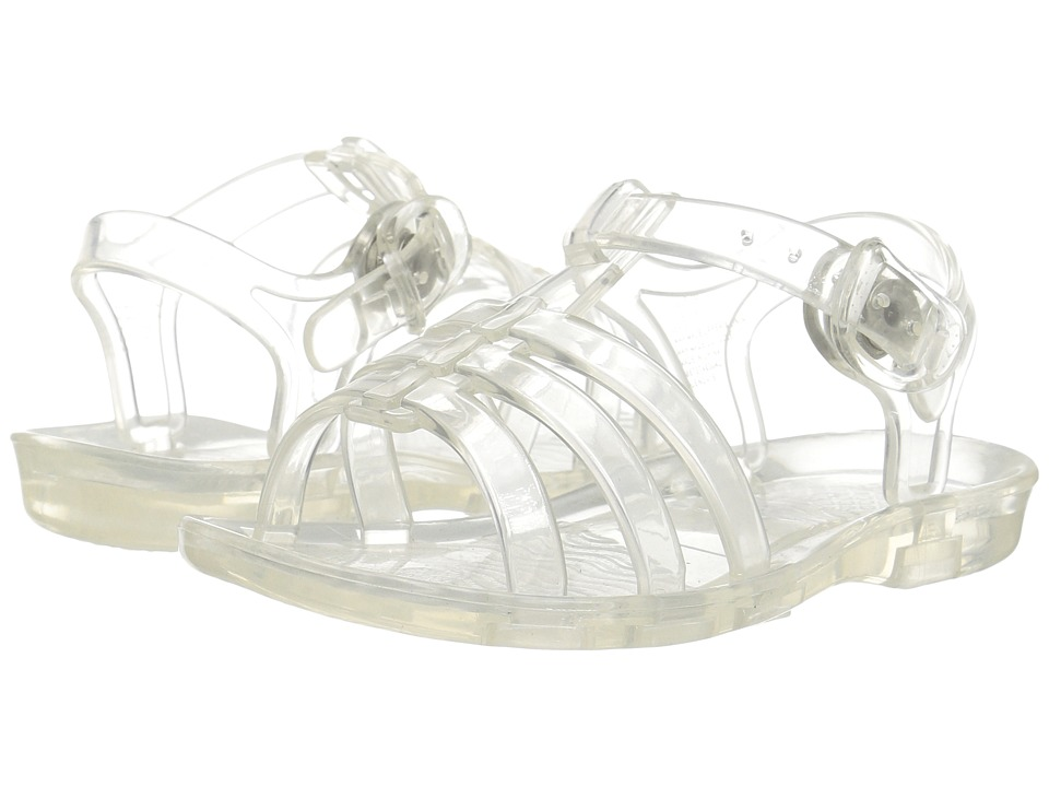 Carters - Lexi 3 (Toddler/Little Kid) (Clear) Girl's Shoes