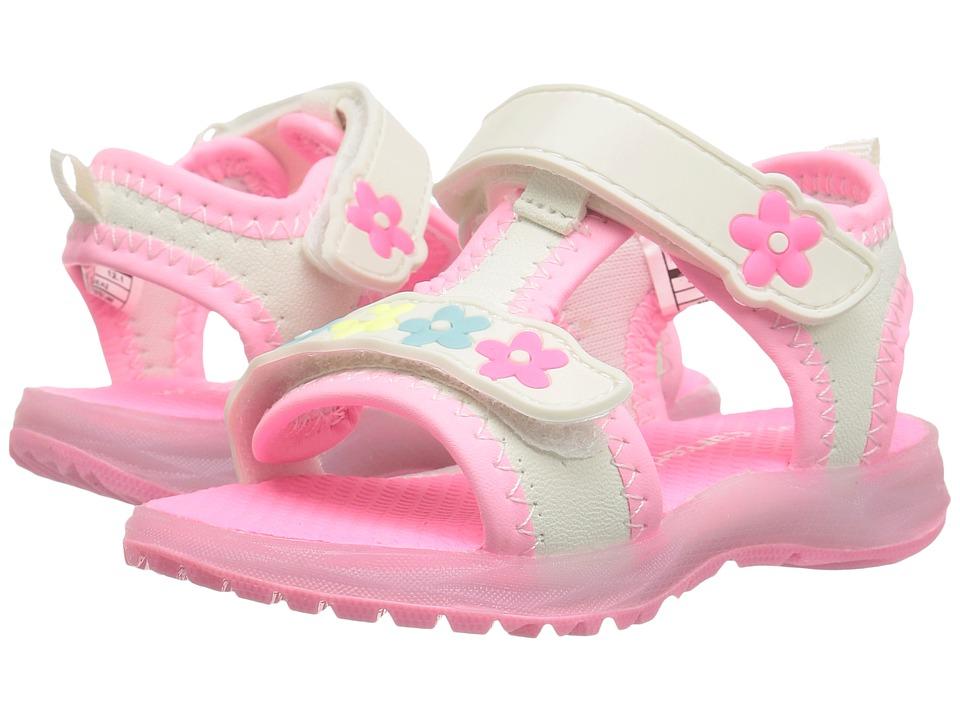 Carters - Chelsea 2 (Toddler/Little Kid) (White) Girl's Shoes