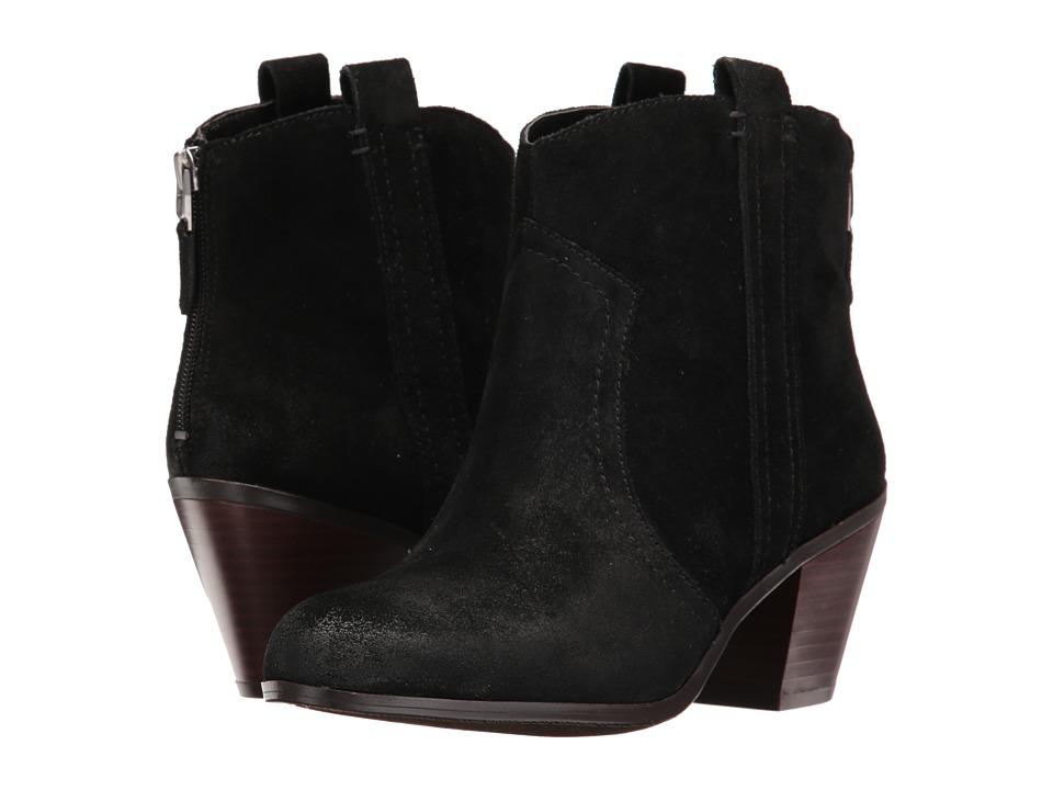Sam Edelman London Black Shoes