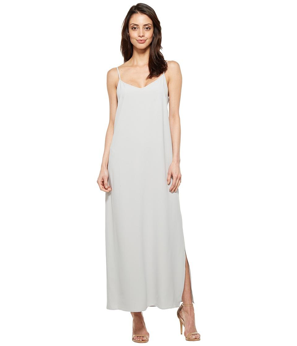 NIC+ZOE Pamona Slip Dress (Smoke) Women