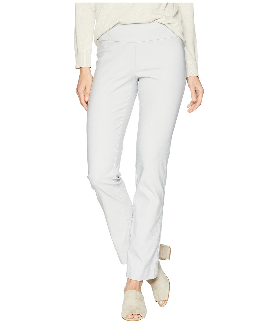 NIC+ZOE - Wonderstretch Pant (French Linen) Women's Dress Pants