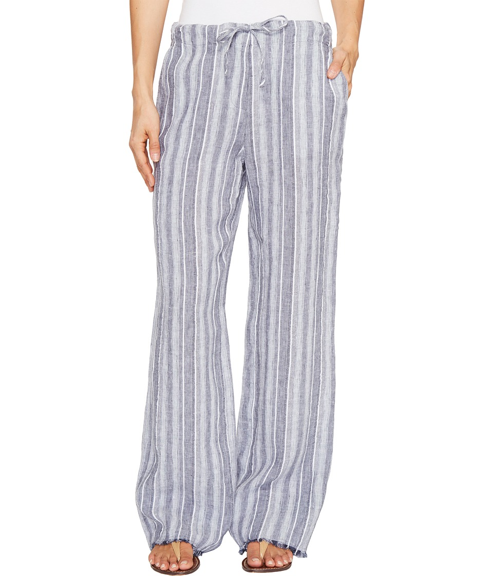 NIC+ZOE - Relaxed Ribbon Pants (Multi) Women's Casual Pants