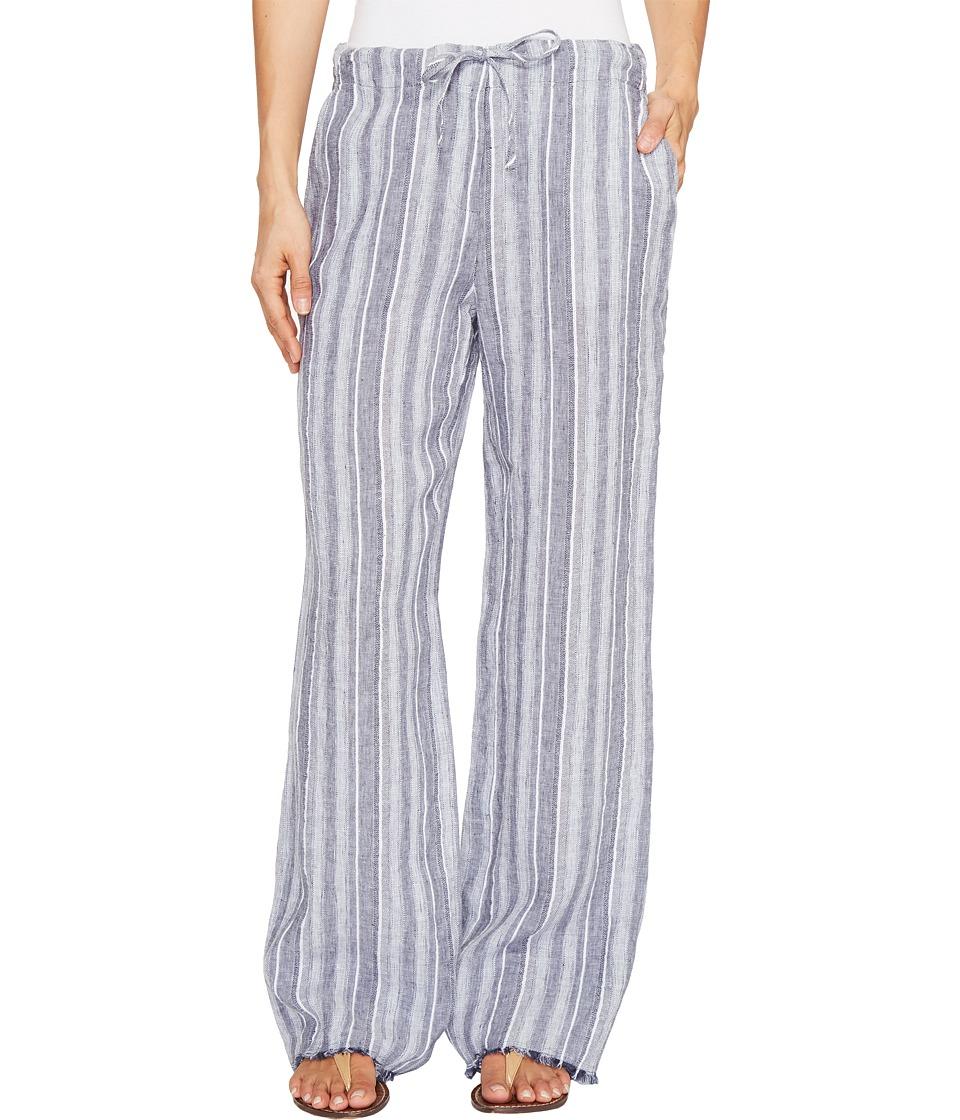 NIC+ZOE - Relaxed Ribbon Pants (Multi) Women's Casual Pants