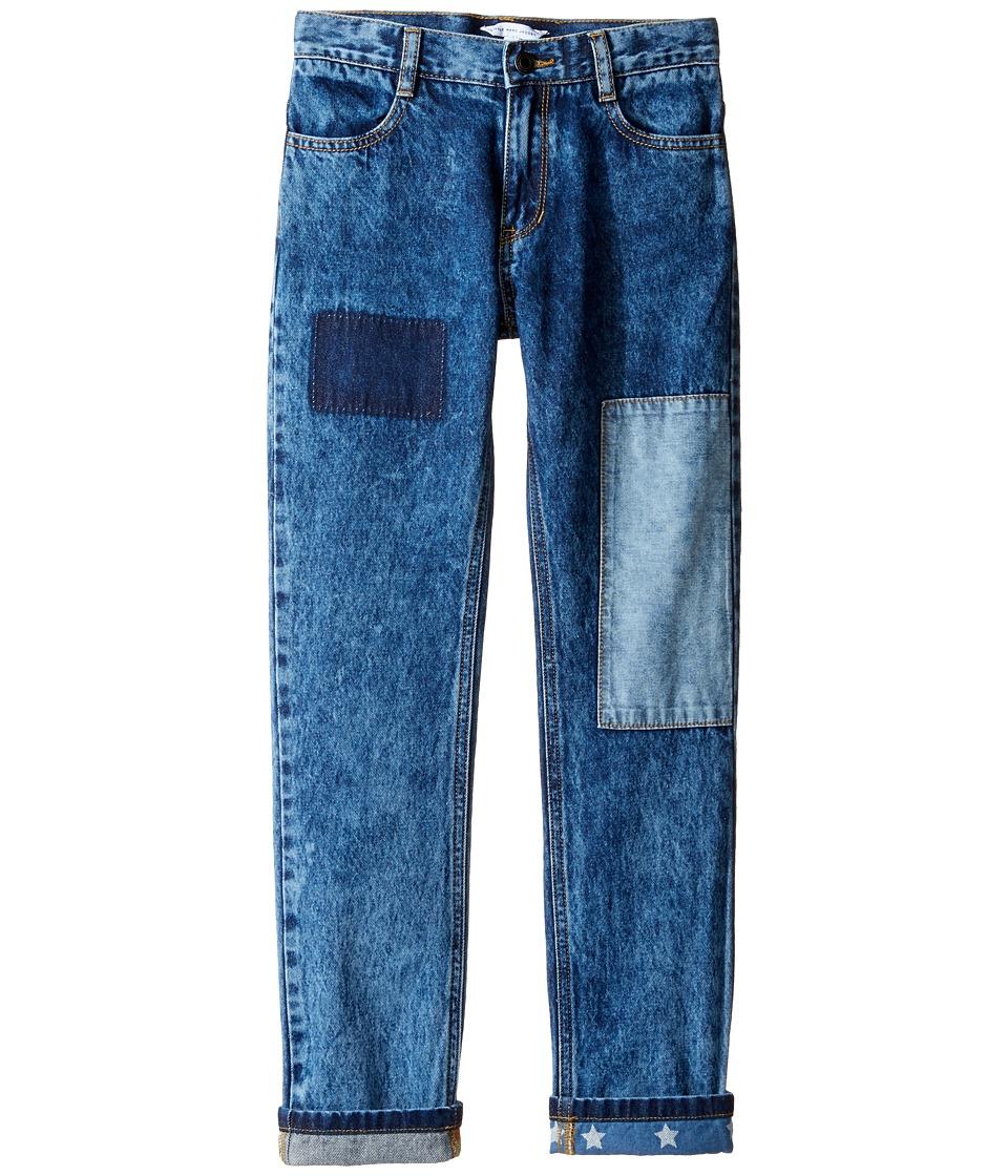 Little Marc Jacobs - Denim Trousers (Little Kids/Big Kids) (Denim Blue) Boy's Jeans