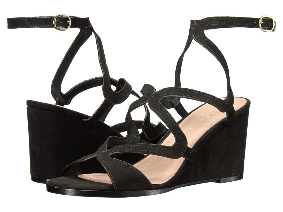 Chinese Laundry Radical (Black Micro Suede) Women