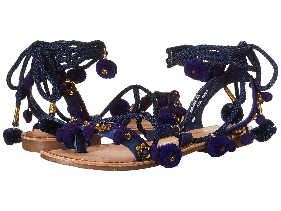 Chinese Laundry - Portia (Indigo Suede) Women's Sandals