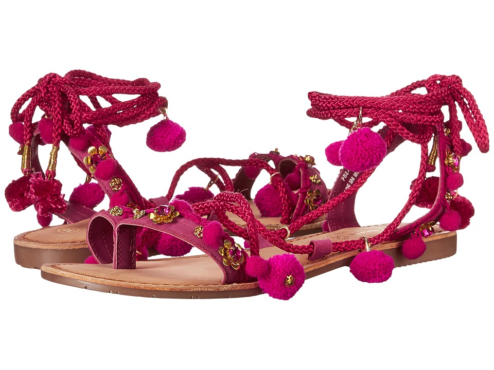 Chinese Laundry - Portia (Pink Suede) Women's Sandals