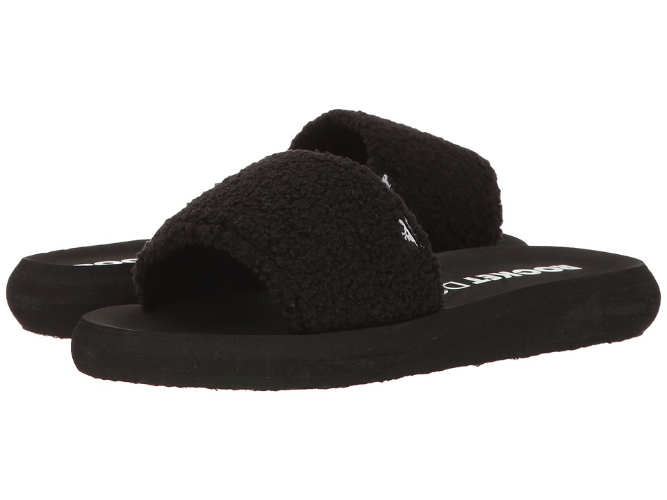 Rocket Dog - Single (Black Snow Bunni) Women's Sandals