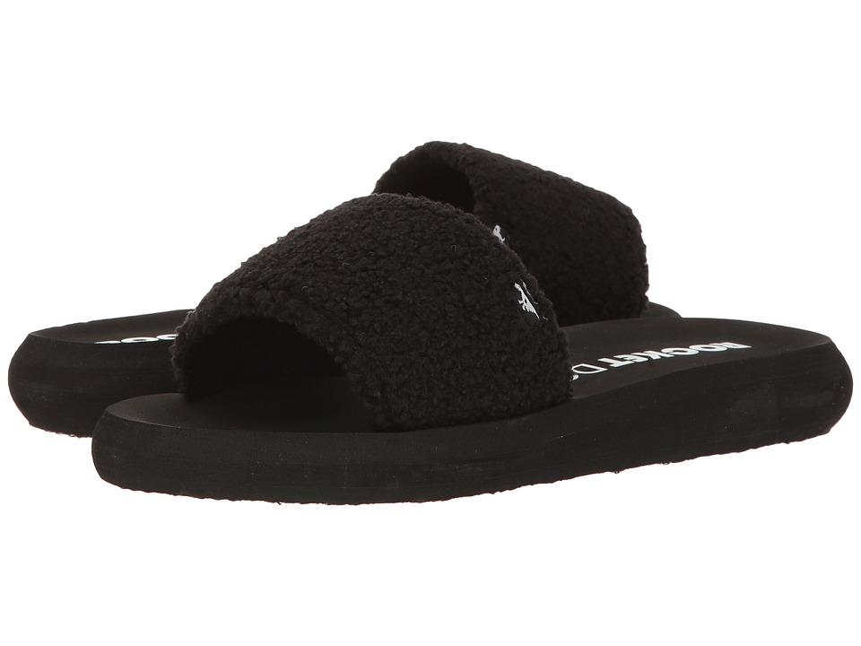 Rocket Dog - Single (Black Snow Bunni) Women's Sandals