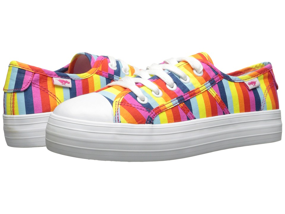 Rocket Dog - Magic (Pink Multi Spicy Stripe) Women's Lace up casual Shoes