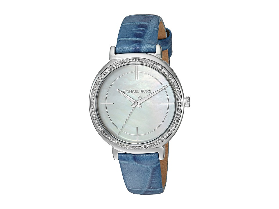 Michael Kors - MK2661 - Cinthia (White/Mother-of-Pearl) Watches