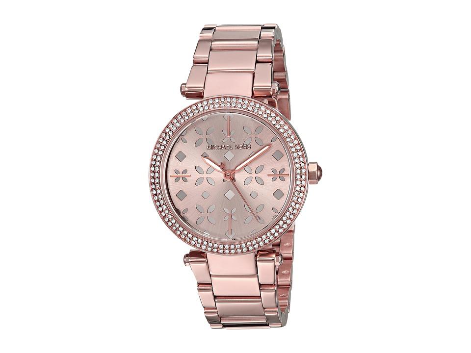Michael Kors - MK6470 - Mini Parker (Rose Gold) Watches