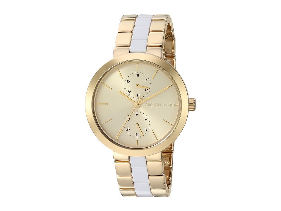 Michael Kors - MK6472 - Garner (Gold) Watches