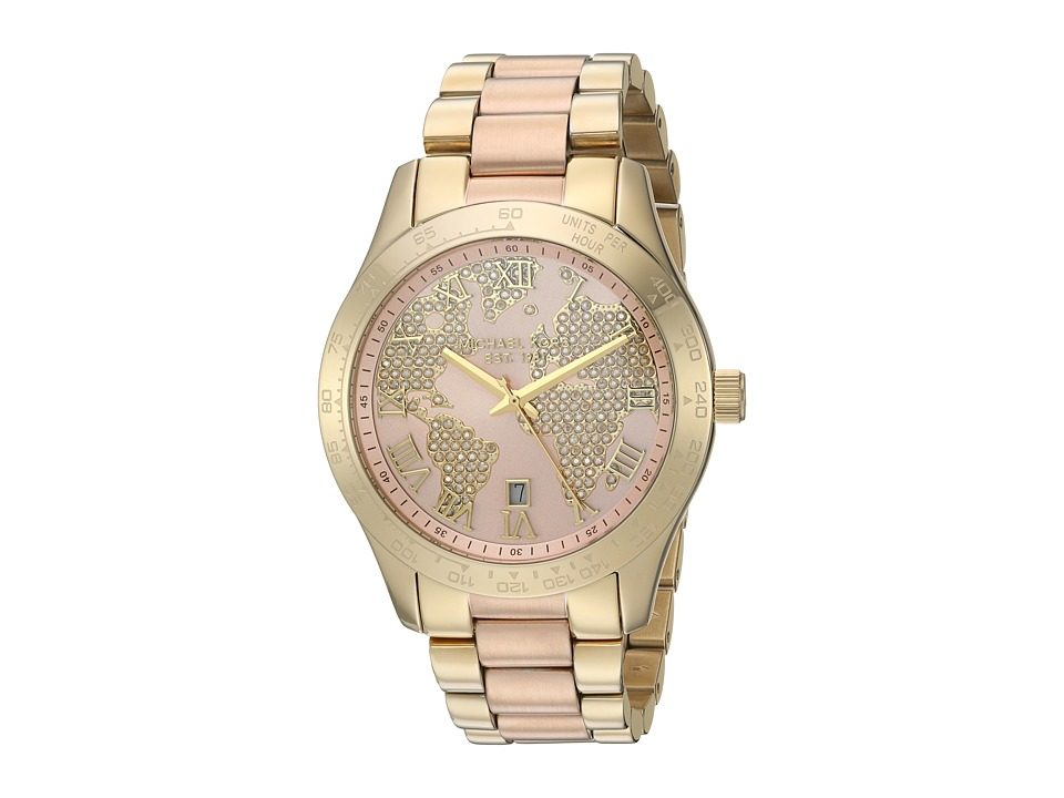 Michael Kors - MK6476 - Layton (Rose Gold) Watches