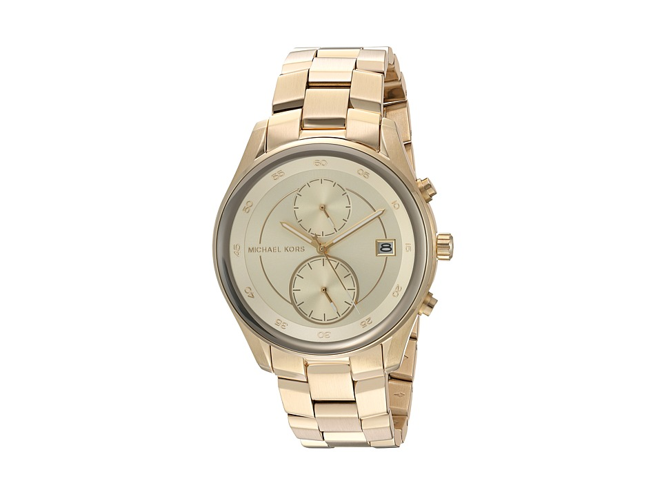 Michael Kors - MK6464 - Briar (Gold) Watches
