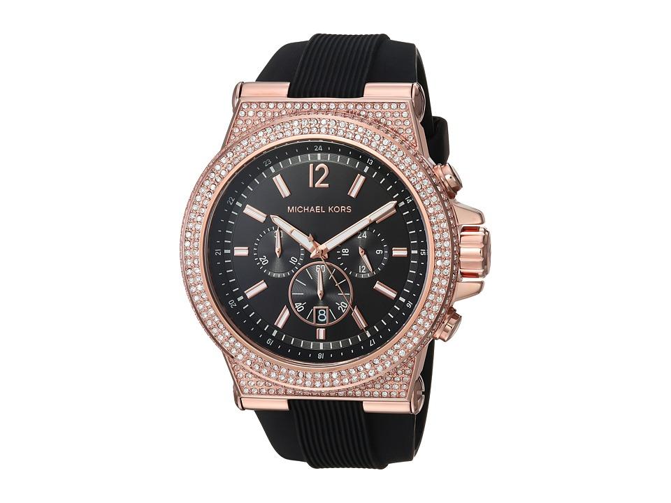 Michael Kors - MK8557 - Dylan (Black) Watches