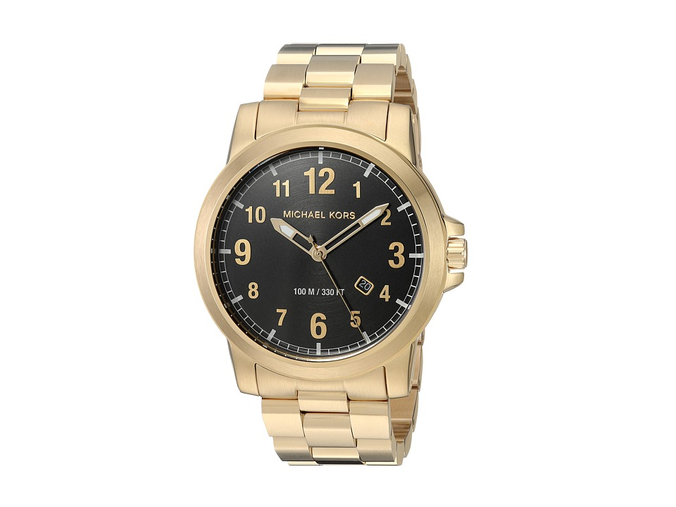 Michael Kors - MK8555 - Paxton (Black) Watches