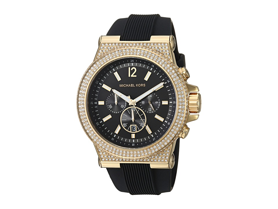 Michael Kors - MK8556 - Dylan (Black) Watches