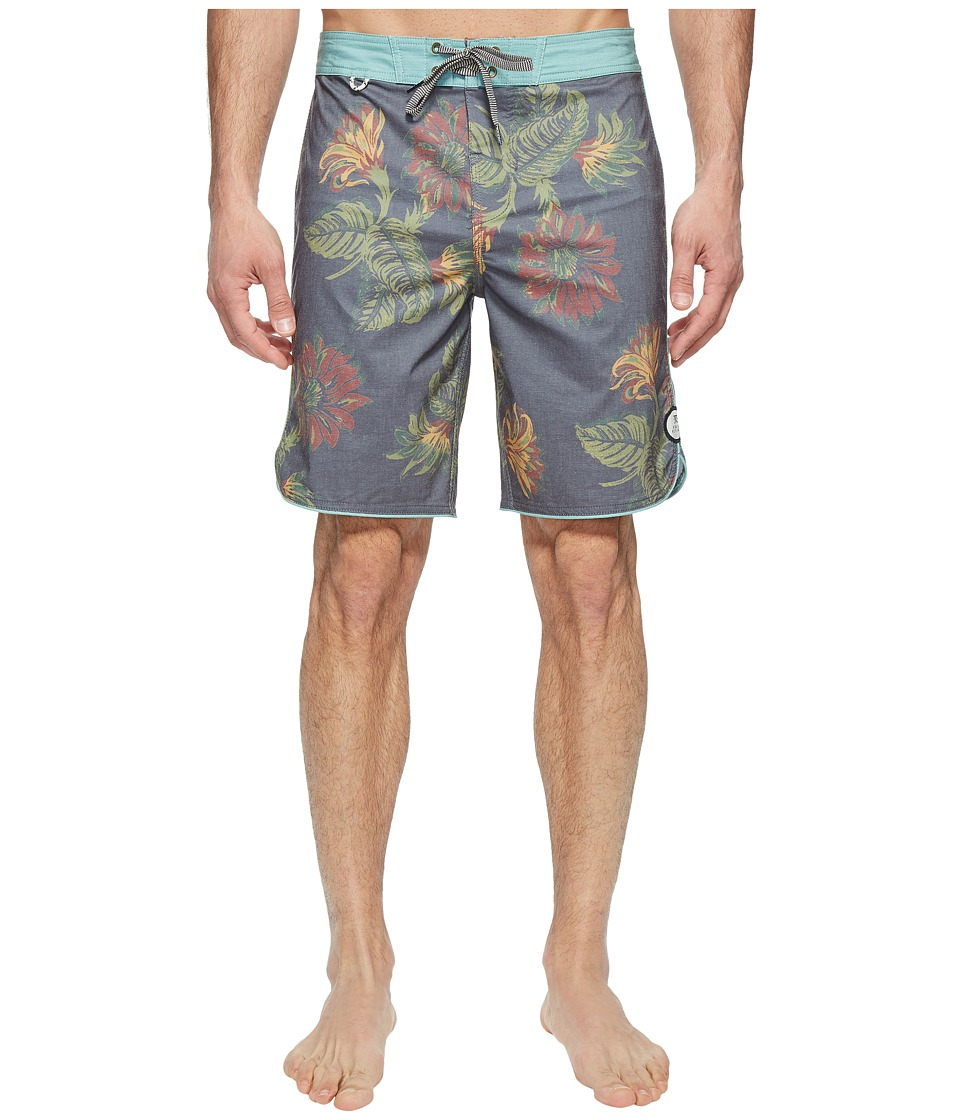 Roark - Bala Boardshorts (Navy) Men's Swimwear