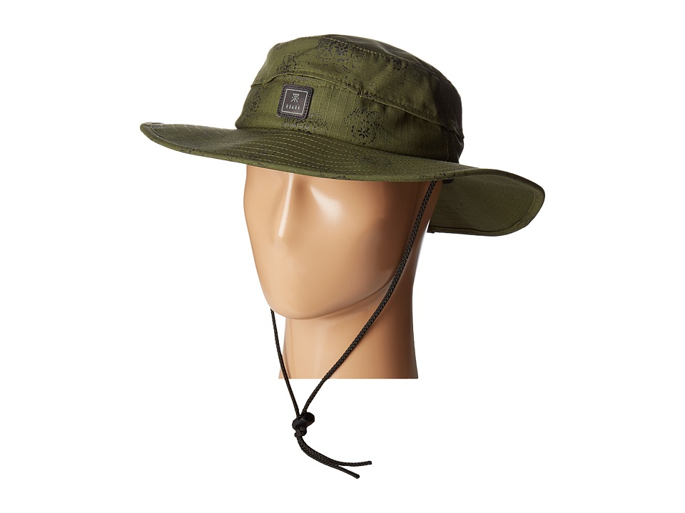 Roark - Boon Docks Hat (Army Green) Caps