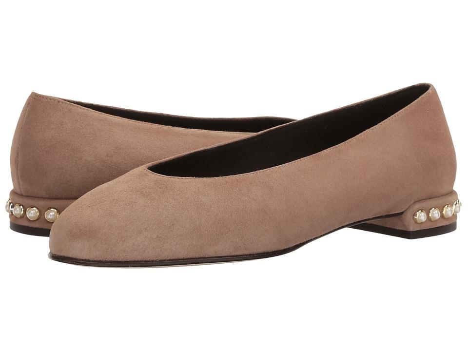 Stuart Weitzman Chicpearl (Haze Suede) Women's Shoes