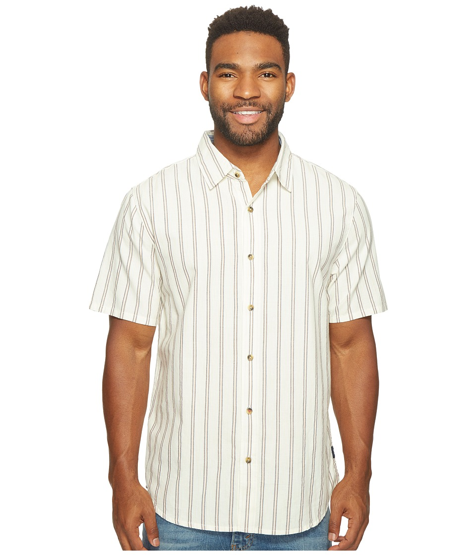 Roark - The Kaddy Woven (Bone) Men's Clothing