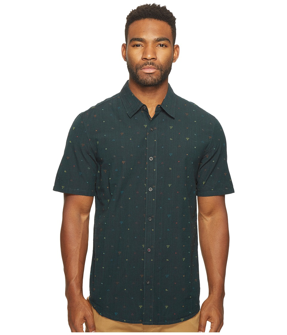 Roark - The Kaddy Woven (Marine) Men's Clothing