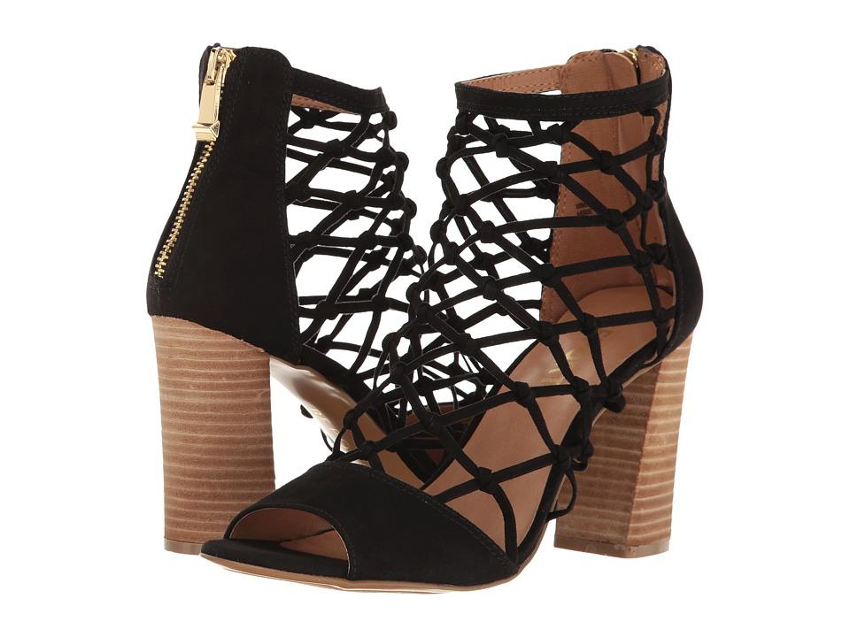 Report - Mixie (Black) High Heels