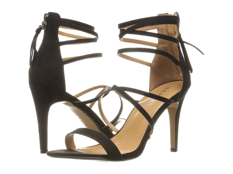 Report Arlo (Black) High Heels