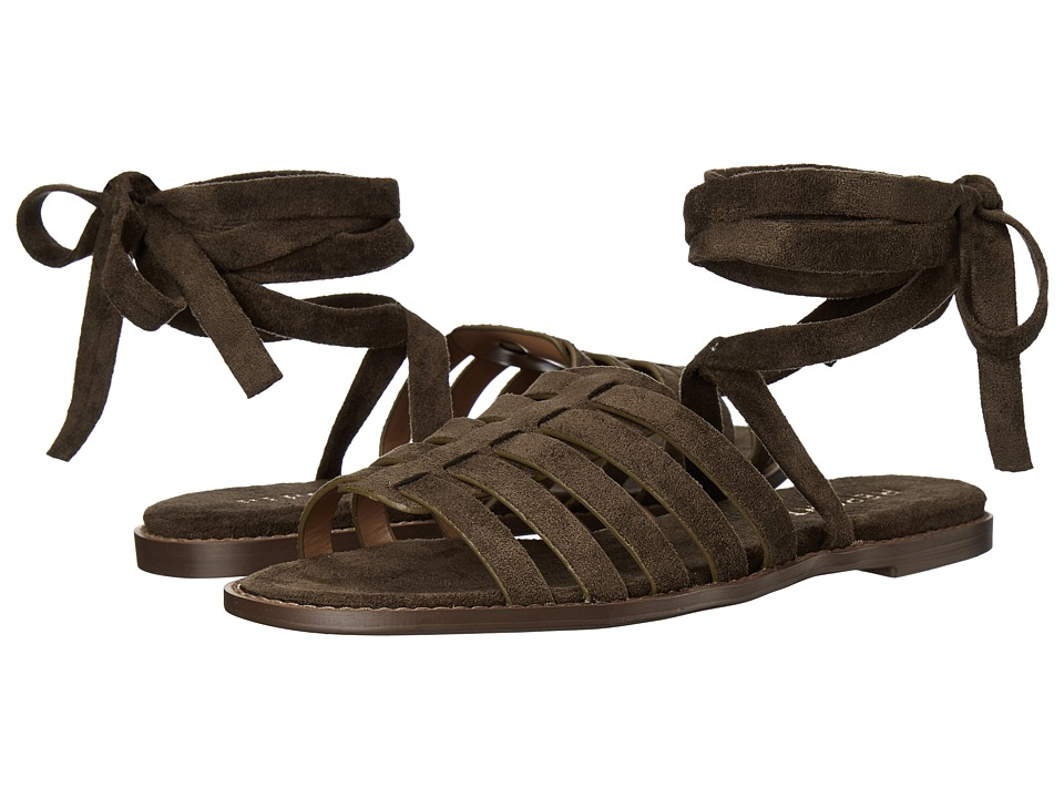 Report - Zella (Olive) Women's Sandals